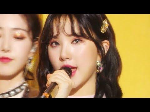 GFRIEND - Sunriseㅣ여자친구 - 해야 [Show! Music Core Ep 618]