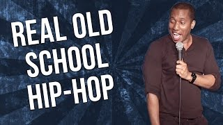 connectYoutube - Real Old School Hip-Hop (Stand Up Comedy)