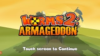 worms 2: Armageddon android Campaign 28,29,30