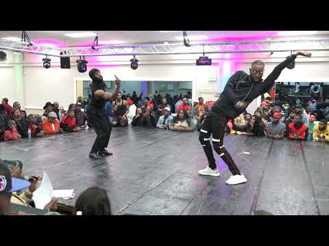 Legendary Performance Part 5 @ Baltimore 10th Annual Know Your Status Ball 2019 Renaldo Vs Sonic