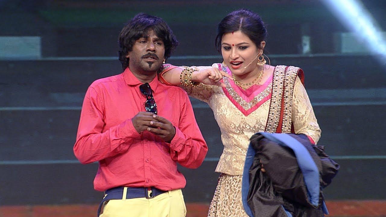 Thakarppan Comedy | Souparnika mesmerizing the floor with a skit    |  Mazhavil Manorama