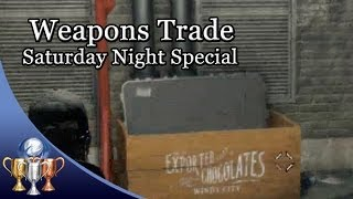 Watch Dogs - Weapons Trade Investigation & Bonus Mission - Saturday Night Special Trophy