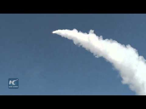 RAW: See the launch of Iskander-M cruise missile in Russia's military drills
