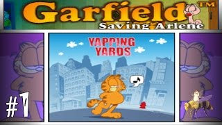 Garfield: Saving Arlene (Commentary) Level 1: Yapping Yards