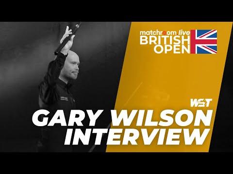 Wilson Defeats Friend Slessor To Reach Final | Matchroom.Live British Open