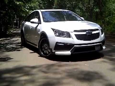 Chevrolet Cruze Modified Bangalore Youtube