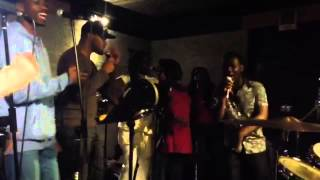 Download Keny Bran Ourega REHEARSAL (Leah Bicep & Co LIVE)