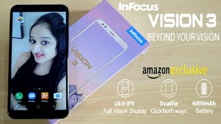 Infocus Vision 3 Unboxing & Overview- In Hindi