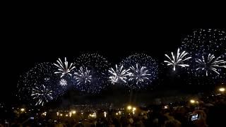 Ростех 2017. Международный фестиваль фейерверков в Братеево