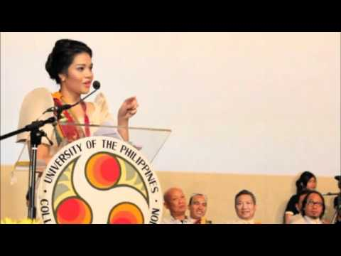 Graduation Speech - UP Diliman