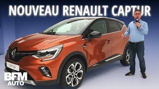 Nouveau Renault Captur : plus gros, plus beau, plus techno