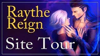 Raythe Reign - M/M Serial Story Membership Site Tour