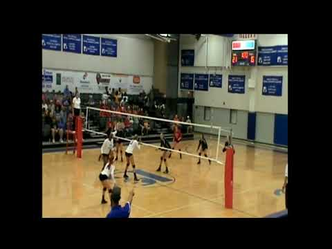 Volleyball SWIC Vs John A. Logan 23 Aug 2017