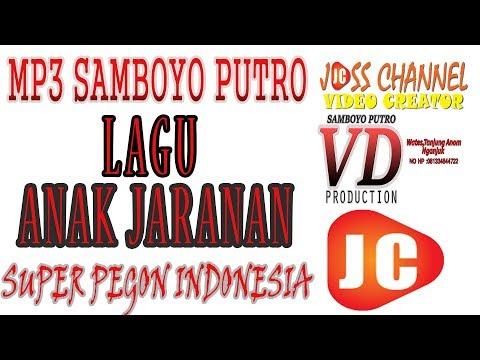 LAGU ANAK JARANAN SAMBOYO PUTRO MP3