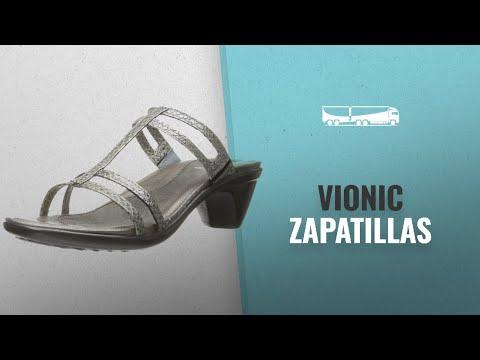 10 Mejores Ventas Zapatillas De Vionic: Vionic Women's Rest BellaII Toepost Sandal
