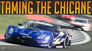Gran Turismo Sport: Taming the Death Chicane