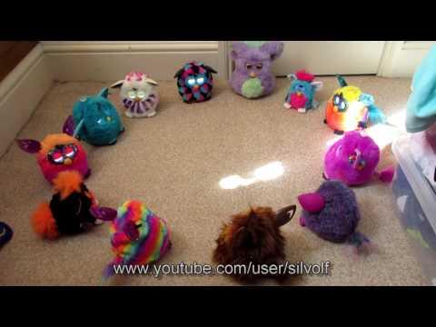 No More Mama! Huge Furby Conversation