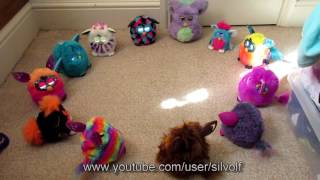 No More Mama! Huge Furby Conversation