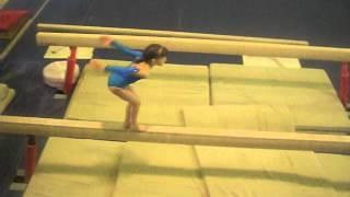 Белан Анна 9лет. Спорт.гимнастика,  2-ой взрослый разряд.