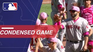 Condensed Game: BOS@TOR - 5/13/18