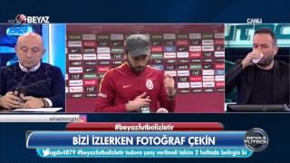 (..) Beyaz Futbol 11 Mart 2017 Kısım 2/6 - Beyaz TV