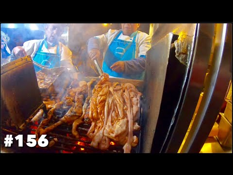 Street Food Quito Ecuador | Best Place To Have Quito Street Food | Quito Attraction |Quito City Tour