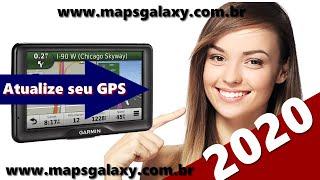 Atualização GPS 2020 - Mapas do Brasil 2020 Download IGO8, Amigo e Primo
