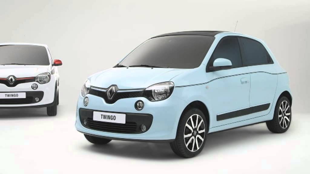 nouvelle renault twingo renault r invente sa petite. Black Bedroom Furniture Sets. Home Design Ideas
