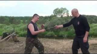 Ножевой бой- Система Спецназ  Вадима Старова