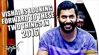 Varalakshmi will go places in 2016 - Vishal