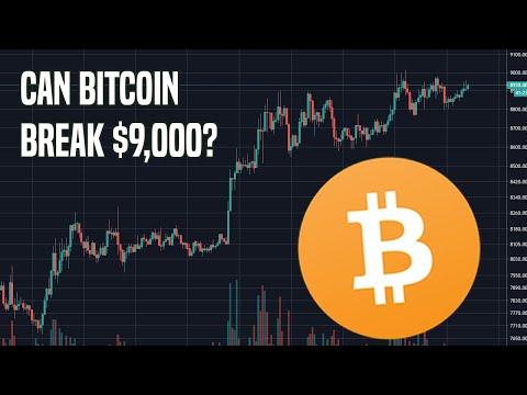 Can Bitcoin Break $9,000? | How To Spot & Avoid FOMO