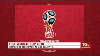Teams and Groups in FIFA World Cup 2018