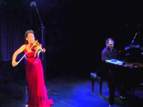 "Eriko Sumi Korngold ""Garden Scene"""