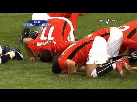 Egyptian National Soccer Team's Unbelievable Goals Against Brazil's - FIFA