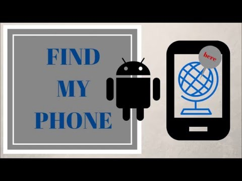 Find My Phone Android device cell - LOCATE / RING / LOCK / ERASE