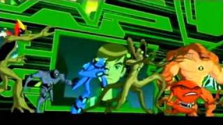 Ben 10 Ultimate Alien Intro Theme Credits Music Song - Kids TV