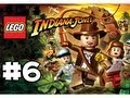 LEGO Indiana Jones - The Original Adventure - Part 6 -  Snake! (HD Gameplay Walkthrough)