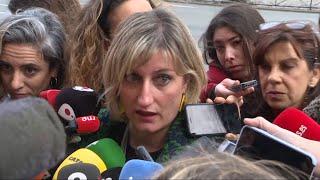 "La afectada por coronavirus en Barcelona está ""leve"""