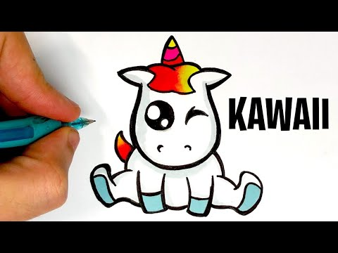 DESSIN KAWAII ET POUR ENFANT :)