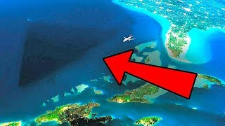 Чудом Выживший Летчик Рассказал, что Он Увидел в Бермудском Треугольнике - Видео от tophype