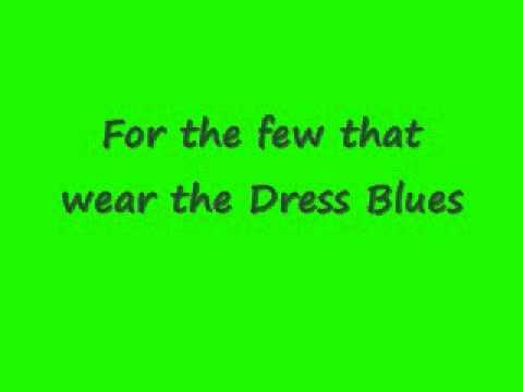 Trace Adkins - Semper Fi - Lyrics