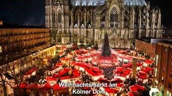 Einige der schönsten Weihnachtsmärkte in Europa