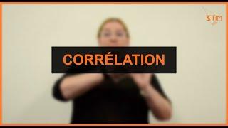 Mathématiques - Corrélation