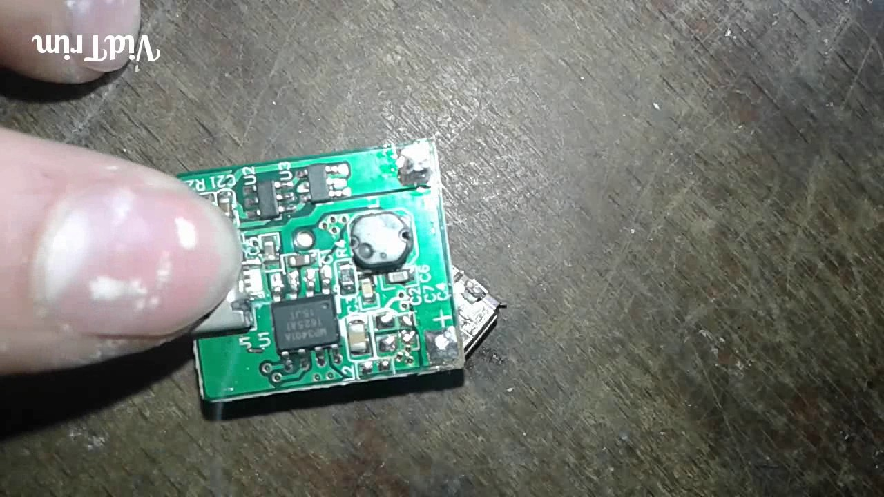 How To Repair A Power Bank With Broken Charging Port Connector Index 9 Battery Charger Supply Circuit Diagram That Doesnt Charge