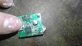How to Repair a Power Bank With a Broken Charging Port Connector that doesn't charge