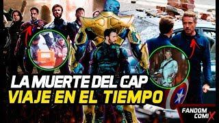 Avengers 4: La muerte del Cap - Análisis y teorías de las imágenes filtradas