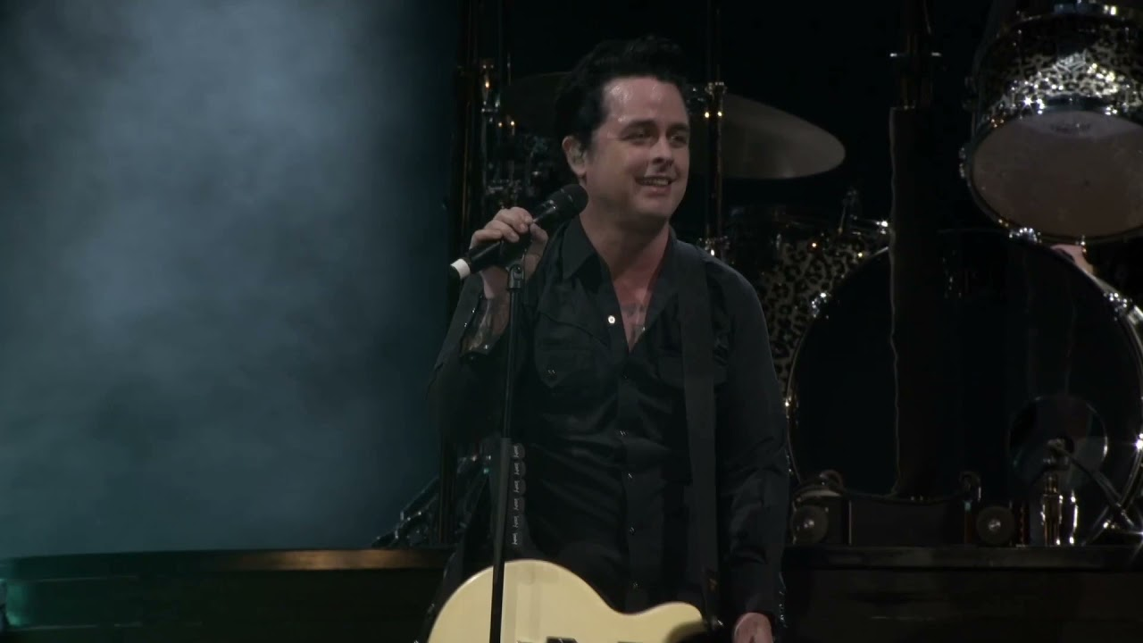 Green Day - Hitchin' a Ride (Live on Life is Beautiful Festival, 2021)