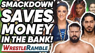 Smackdown SAVES WWE Money In The Bank! WWE SmackDown, April 30, 2019   WrestleTalk's WrestleRamble
