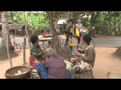 Cambodia village -  Preăh Dák.mov