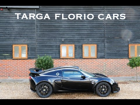 Lotus Exige S Performance Sports Touring for sale at Targa Florio Cars in Sussex